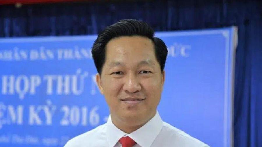 Con đường tiến thân của Chủ tịch TP Thủ Đức Hoàng Tùng