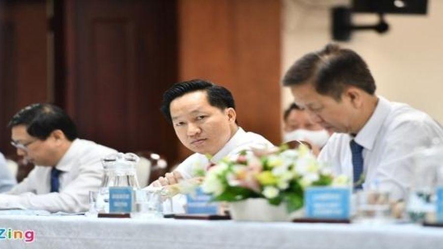 Chân dung ông Hoàng Tùng - tân Chủ tịch 8x của TP. Thủ Đức