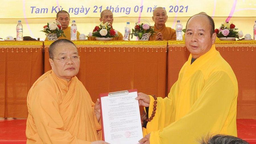 Quảng Nam: Thành lập tịnh xá Ngọc Phú