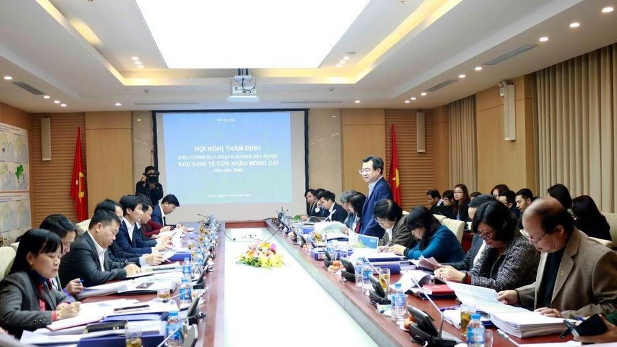 Điều chỉnh quy hoạch chung xây dựng Khu kinh tế cửa khẩu Móng Cái đến năm 2040: Hướng đến đa mục tiêu