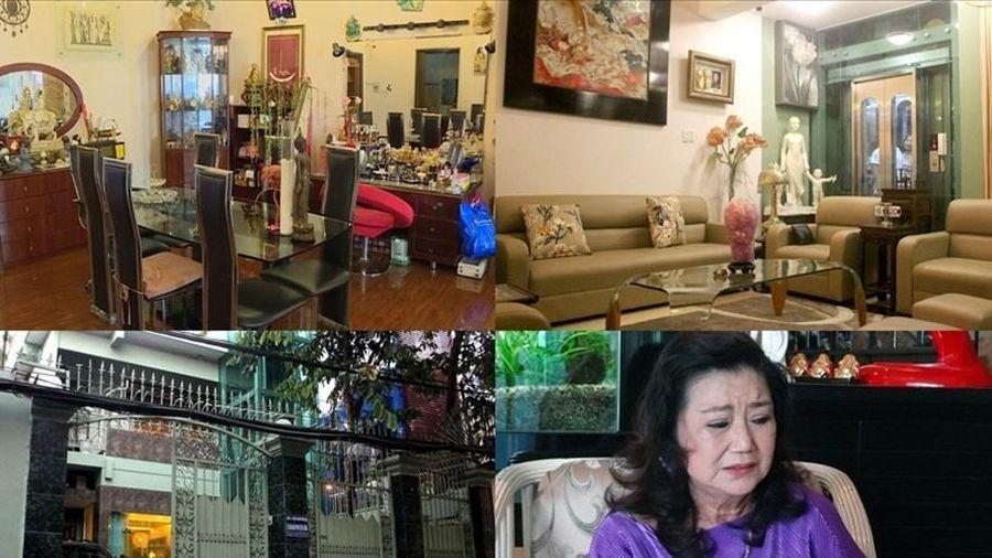 Khám phá ngôi biệt thự trên 50 tuổi của NSND Kim Cương ở TPHCM