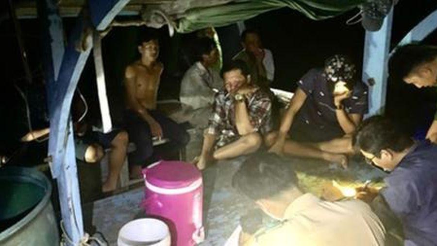 Ngăn chặn nạn cát 'tặc' tại khu vực phía Nam