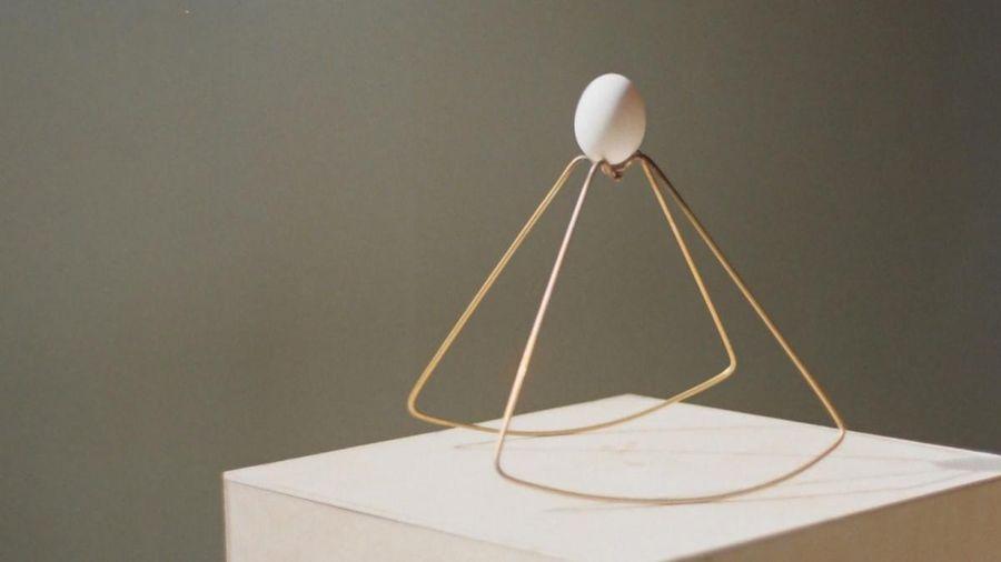 Những thiết kế đầy tính nghệ thuật nhưng chỉ dùng để... đựng trứng