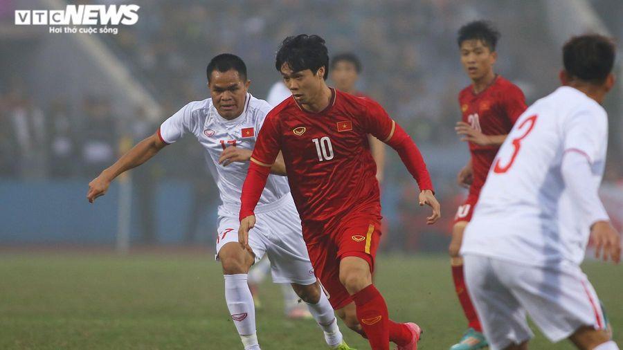Phó Chủ tịch Trần Quốc Tuấn: 'VFF tìm kế hoạch phù hợp nhất cho tuyển Việt Nam'