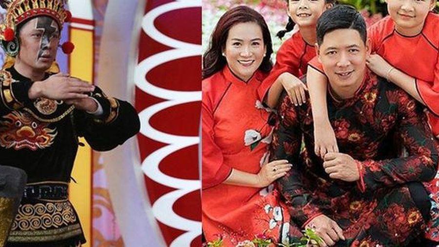 Thiên Lôi đẹp trai nhất lịch sử 'Táo quân' và cuộc sống viên mãn bên vợ hơn tuổi