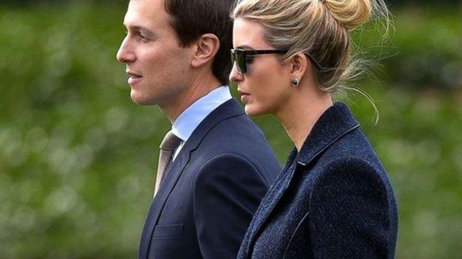 Tiết lộ nơi ở chính thức của vợ chồng con gái ông Donald Trump sau khi rời Nhà Trắng?