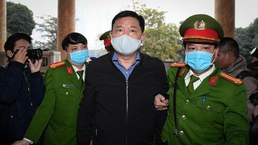 Dự án Ethanol Phú Thọ: Hoãn xử ông Đinh La Thăng và Trịnh Xuân Thanh