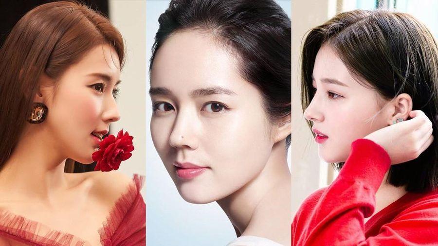 Những mỹ nhân xứ Hàn sở hữu chiếc mũi tự nhiên đẹp đến mức dao kéo cũng bó tay