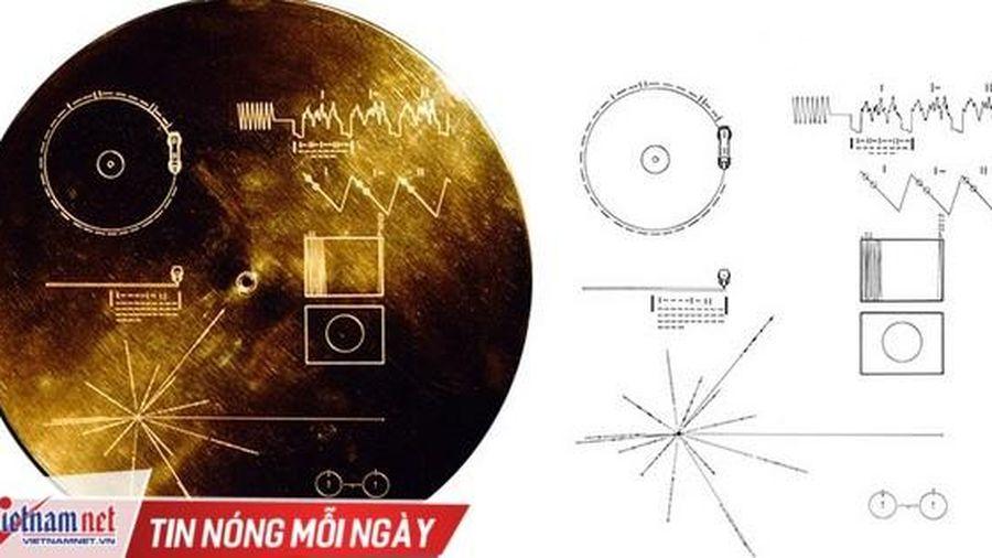 Đĩa ghi vàng gửi thông điệp tới người ngoài hành tinh giờ đang ở đâu?
