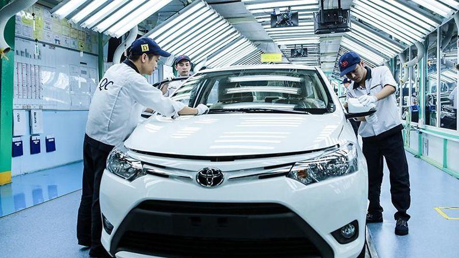 Toyota năm 2020: bước 'chạy đà' để bứt phá bền vững