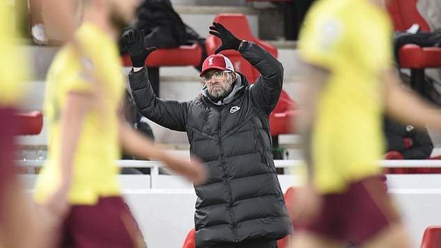 Hé lộ đội hình Liverpool đấu MU