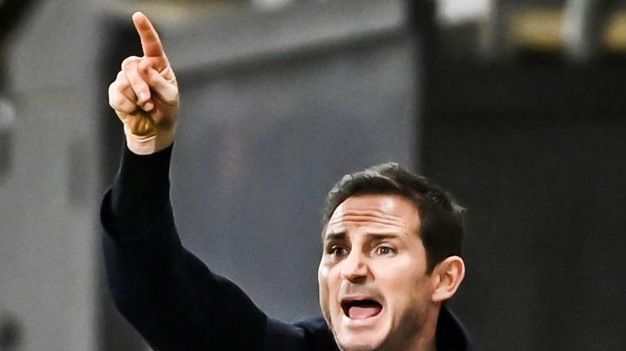 Lampard: 'Tôi không quan tâm đến những đồn đoán trên mạng'