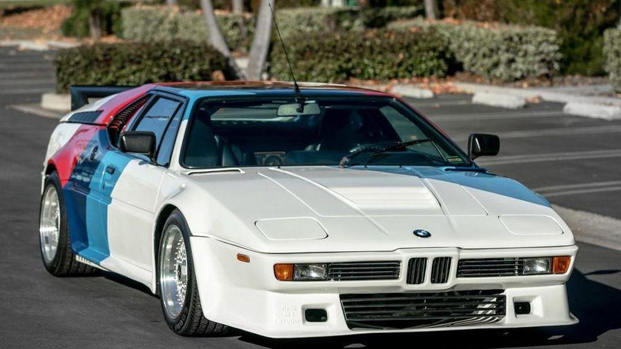 BMW M1 của Paul Walker có giá từ 350.000 USD