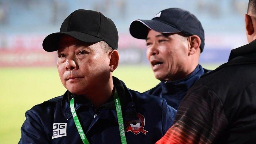 CLB Hải Phòng dẫn đầu bảng xếp hạng V.League 2021