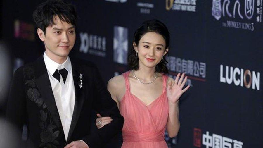 Vợ chồng Triệu Lệ Dĩnh phủ nhận đã ly hôn