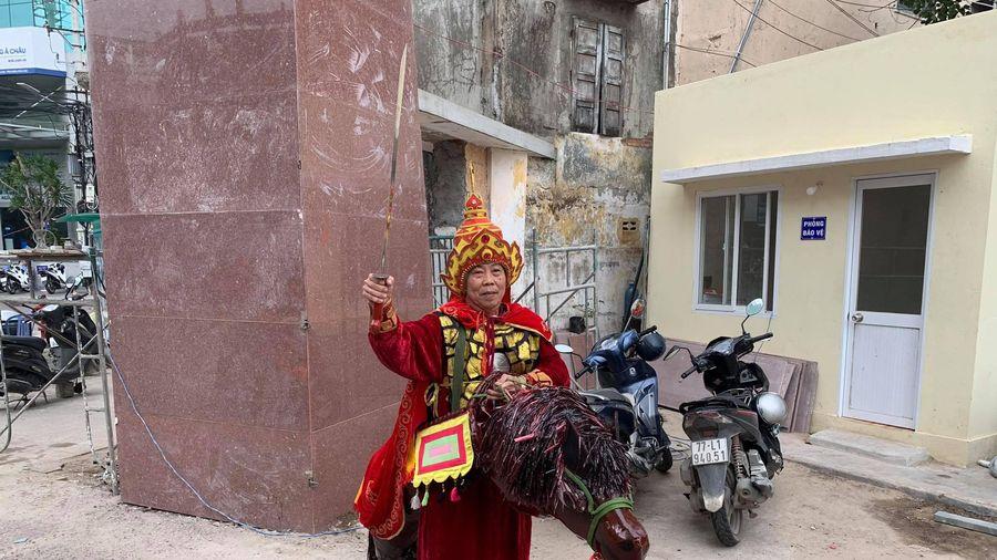 Bình Định- Sài Gòn FC: Dùng Hùng Kê quyền đấu với Samurai