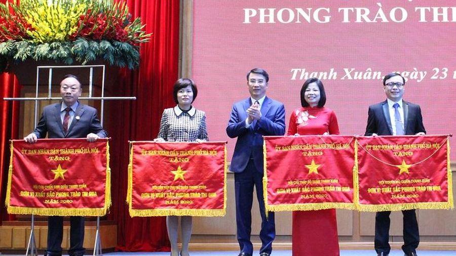 Quận Thanh Xuân triển khai nhiệm vụ năm 2021