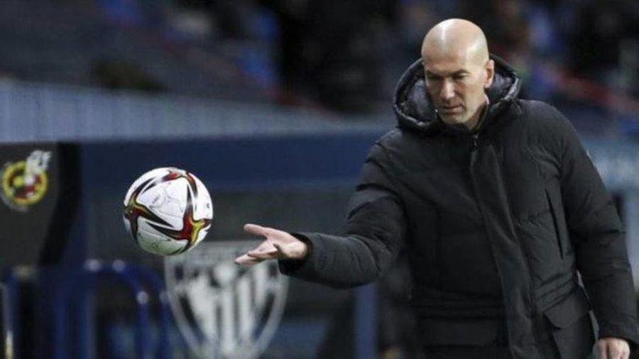HLV Zidane nhiễm Covid-19