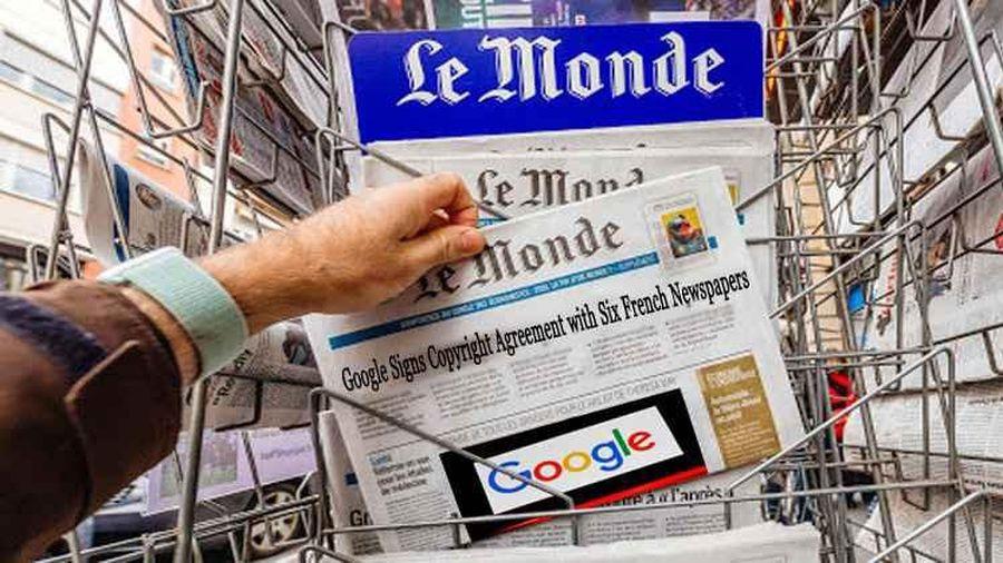 Thỏa thuận bản quyền báo chí của Google