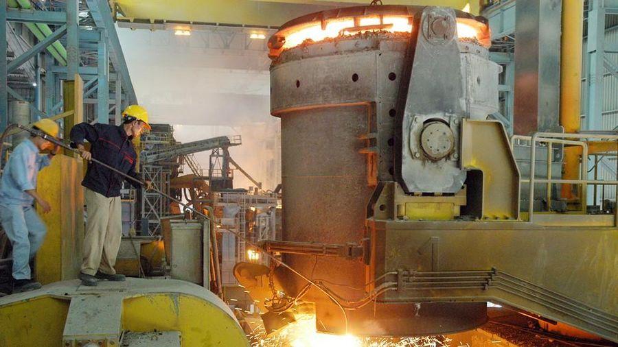 Nhiều kỳ vọng cho ngành thép