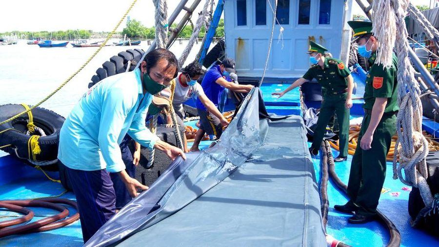 Quyết liệt chống buôn lậu trên biển