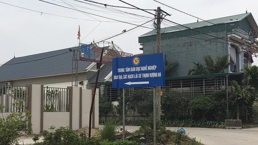 TTĐT lái xe Thịnh Vượng 66 xây chưa phép: Yêu cầu dừng... vẫn vi phạm
