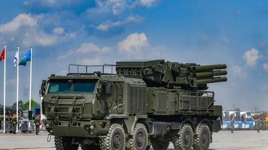 Lộ diện quốc gia Đông Nam Á vừa chốt hợp đồng mua Pantsir-S1
