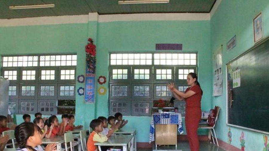 Triển khai chương trình SGK lớp 1 mới ở Gia Lai: HS nắm chắc kiến thức