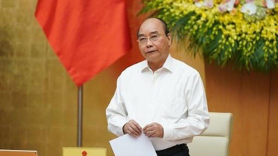 Chỉ đạo, điều hành của Chính phủ, Thủ tướng Chính phủ nổi bật tuần