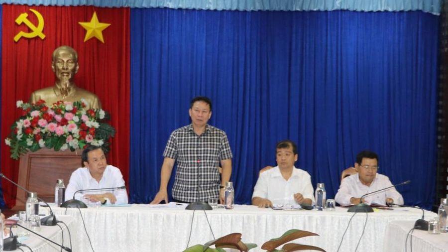 Ông Nguyễn Thanh Ngọc làm Chủ tịch Ủy ban bầu cử tỉnh Tây Ninh