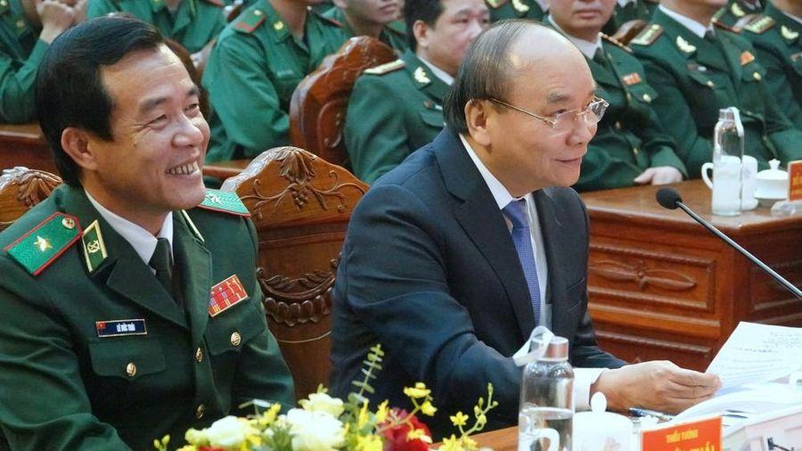 Tư lệnh Biên phòng kiến nghị xây dựng vùng biên vững mạnh