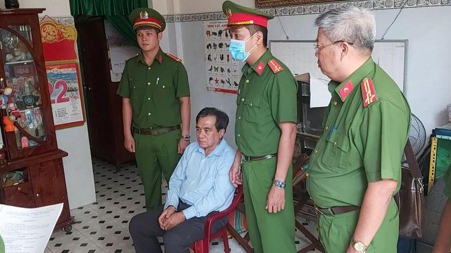 Thông tin mới nhất về vụ Chánh Văn phòng Sở Y tế Tiền Giang bị bắt