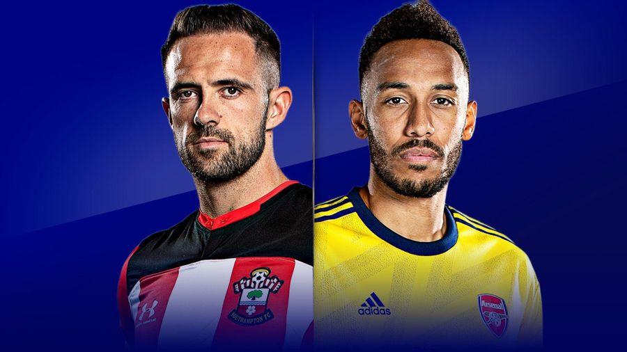 Trực tiếp Southampton vs Arsenal: Ngang sức cân tài