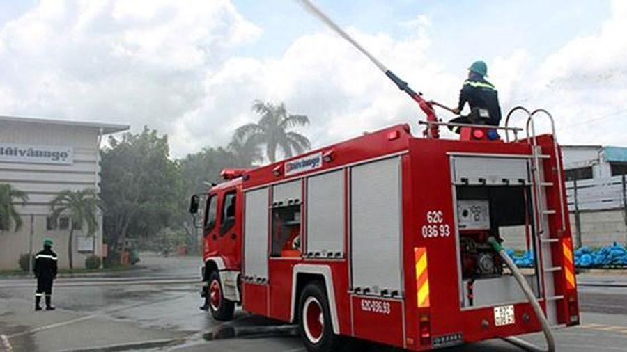 Quản lý và sử dụng phí kiểm định phương tiện phòng cháy và chữa cháy
