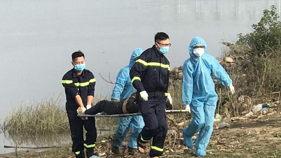 Tìm thấy thi thể người phụ nữ nhảy cầu Bến Thủy tự vẫn