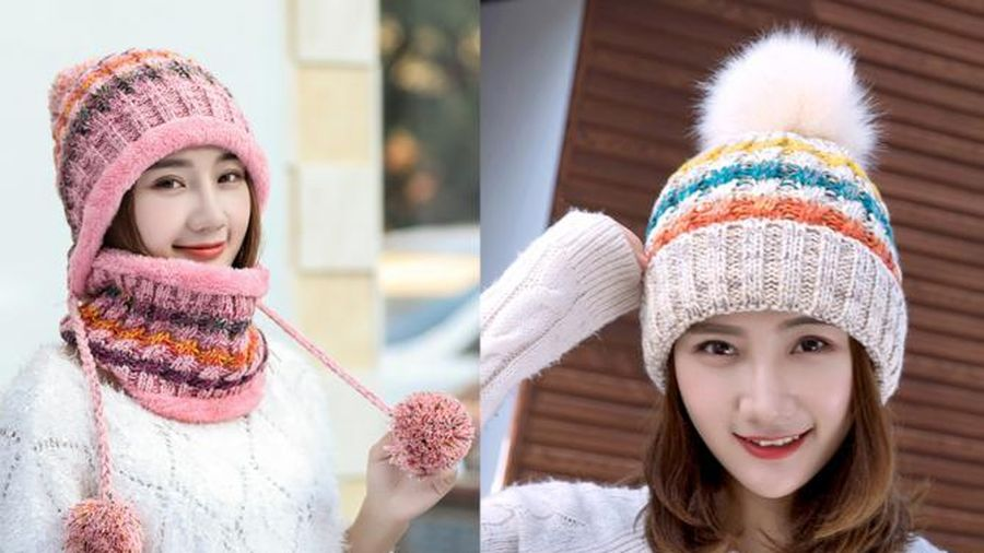 Những kiểu mũ len cực xinh xắn cho cô nàng tóc ngắn không thể bỏ lỡ!