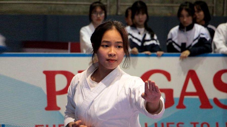 Khai mạc giải Cúp các CLB Karate Hà Tĩnh mở rộng lần thứ nhất