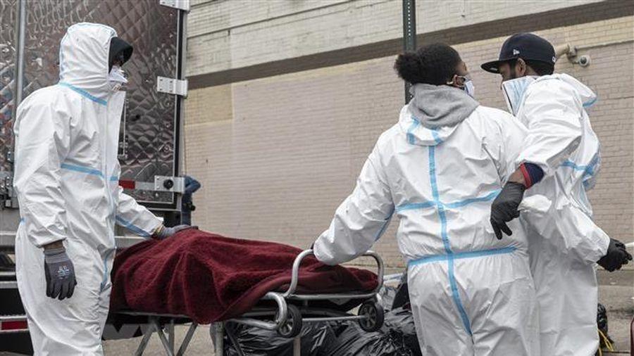 Số ca tử vong do COVID-19 tại Mỹ sẽ lên tới 600.000 người