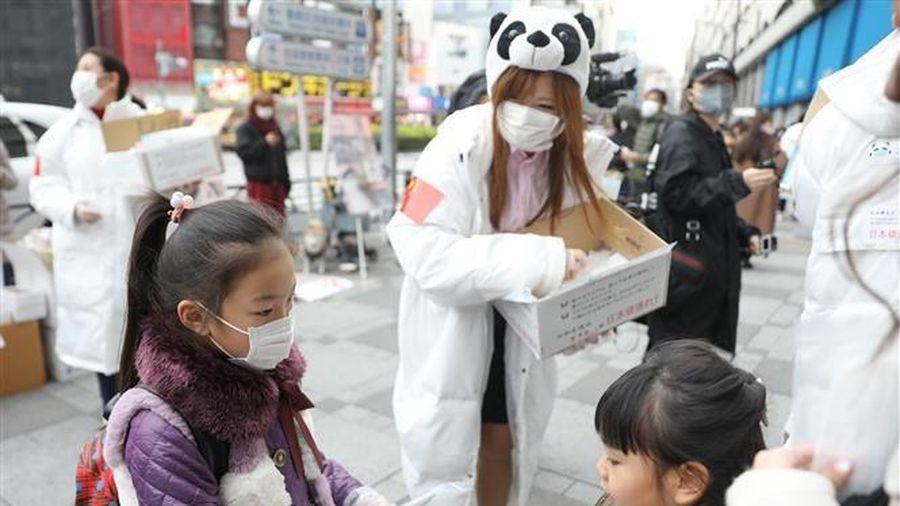 Nhật Bản: Bé gái 10 tuổi nhiễm COVID-19 biến thể trong cộng đồng
