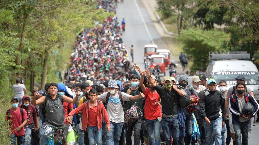 Mỹ, Mexico, Guatemala chặn người di cư trong bối cảnh dịch COVID-19