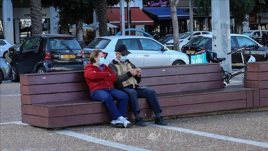 Dịch COVID-19 làm mức sống trung bình ở Israel giảm 22,7%