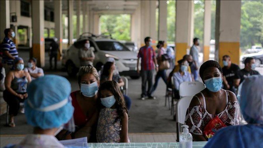 Panama, Bồ Đào Nha, Bulgaria ghi nhận những ca đầu tiên nhiễm biến thể mới của virus