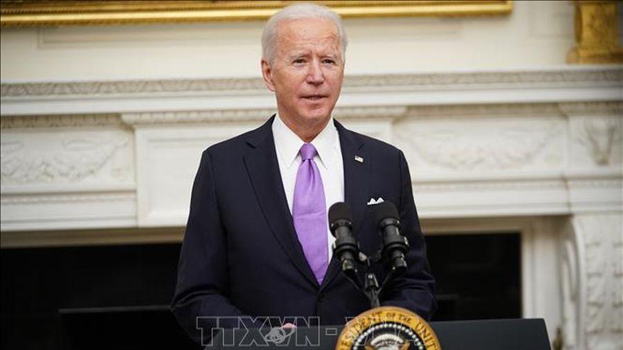 Tổng thống Mỹ Joe Biden điện đàm với lãnh đạo Canada, Mexico