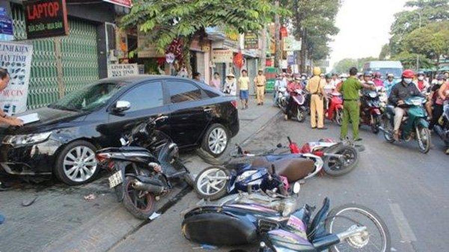 Ô tô, xe máy không tham gia bảo hiểm bắt buộc có thể được đền bù