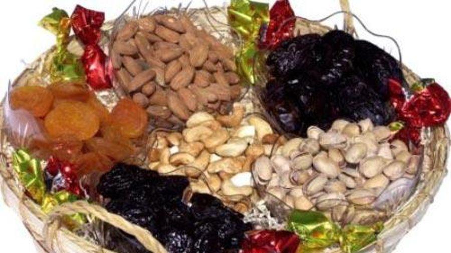 Cách chọn mua trái cây sấy khô tốt cho sức khỏe