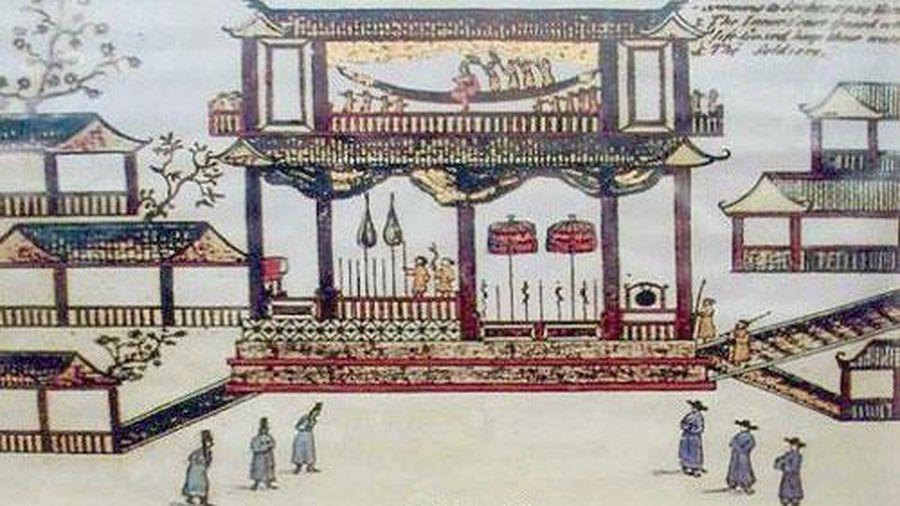 Xuất thân đặc biệt của vị vương phi trong sử Việt Nam