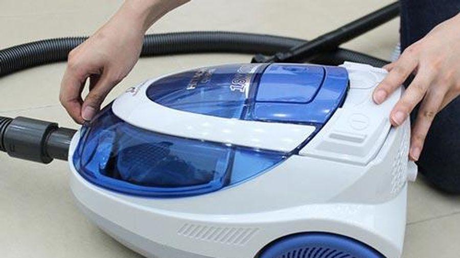 Cách vệ sinh máy hút bụi hiệu quả và nhanh chóng