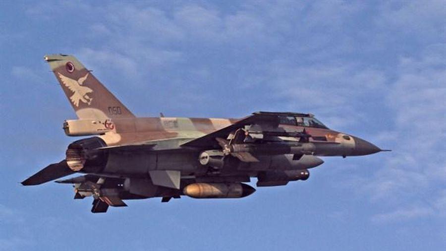 F-16 Israel mắc sai lầm và trở thành mục tiêu dễ dàng cho phòng không Syria