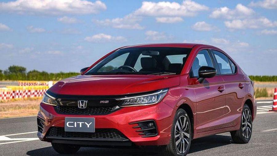 Rò rỉ phiên bản Honda City giá rẻ nhất