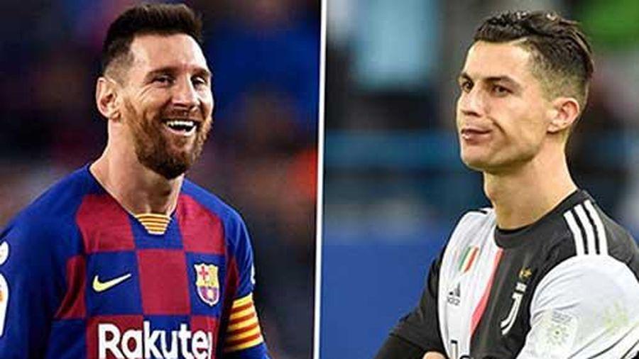 Ronaldo để mất hợp đồng 190 tỷ đồng/năm vào tay Messi